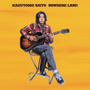 『NOWHERE LAND』jacket