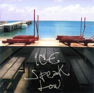 『ICE / Speak Low』jacket