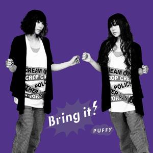 『PUFFY / Bring it!』jacket
