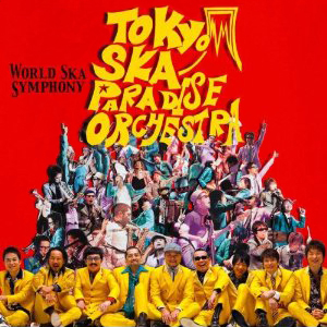 『東京スカパラダイスオーケストラ / WORLD SKA SYMPHONY』jacket