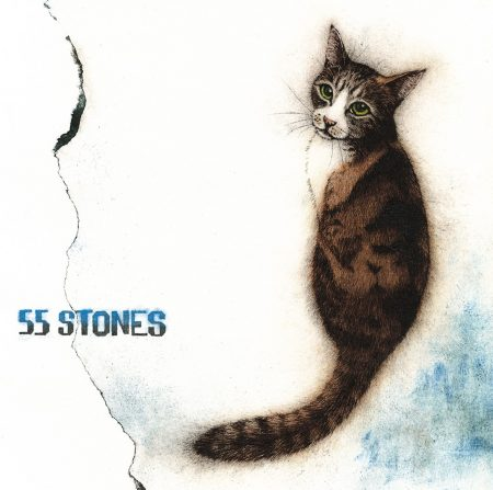 21st Original Album『55 STONES』